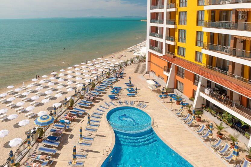 Отели и апартаменты курорта Несебр, Болгария: расположение, сервис, цены