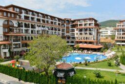 Лучшие отели и апартаменты курорта Свети-Влас в Болгарии